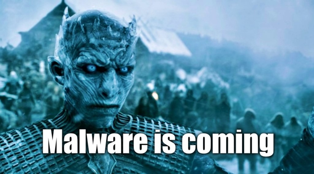 Game of Thrones - Malware is Coming